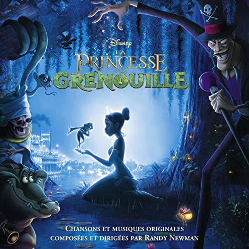 La Princesse Et La Grenouille The Princess The Frog