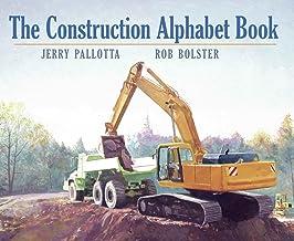 The Construction Alphabet Book (Jerry Pallotta's Alphabet Books)