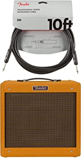 Fender Pro Junior IV Limited Edition Tweed Cable Bundle