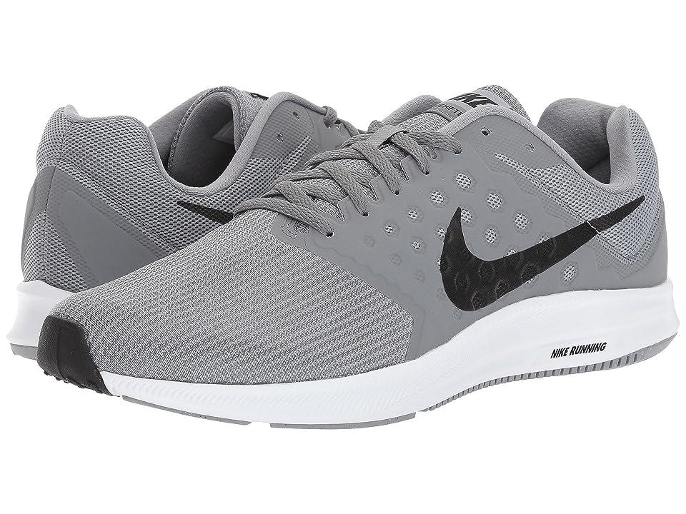 Nike Downshifter 7 (Stealth/Black/Cool Grey/White) Men