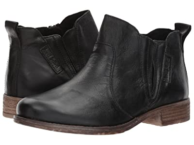 Josef Seibel Sienna 45 (Black) Women