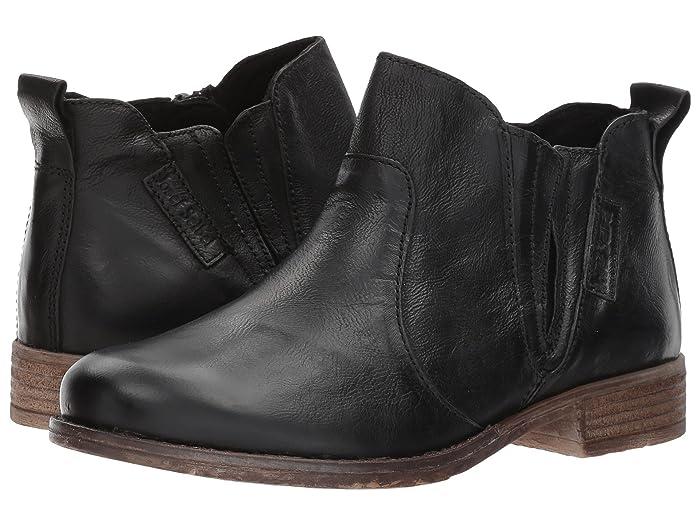 Josef Seibel  Sienna 45 (Black) Womens Pull-on Boots
