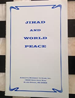 Jihad and World Peace