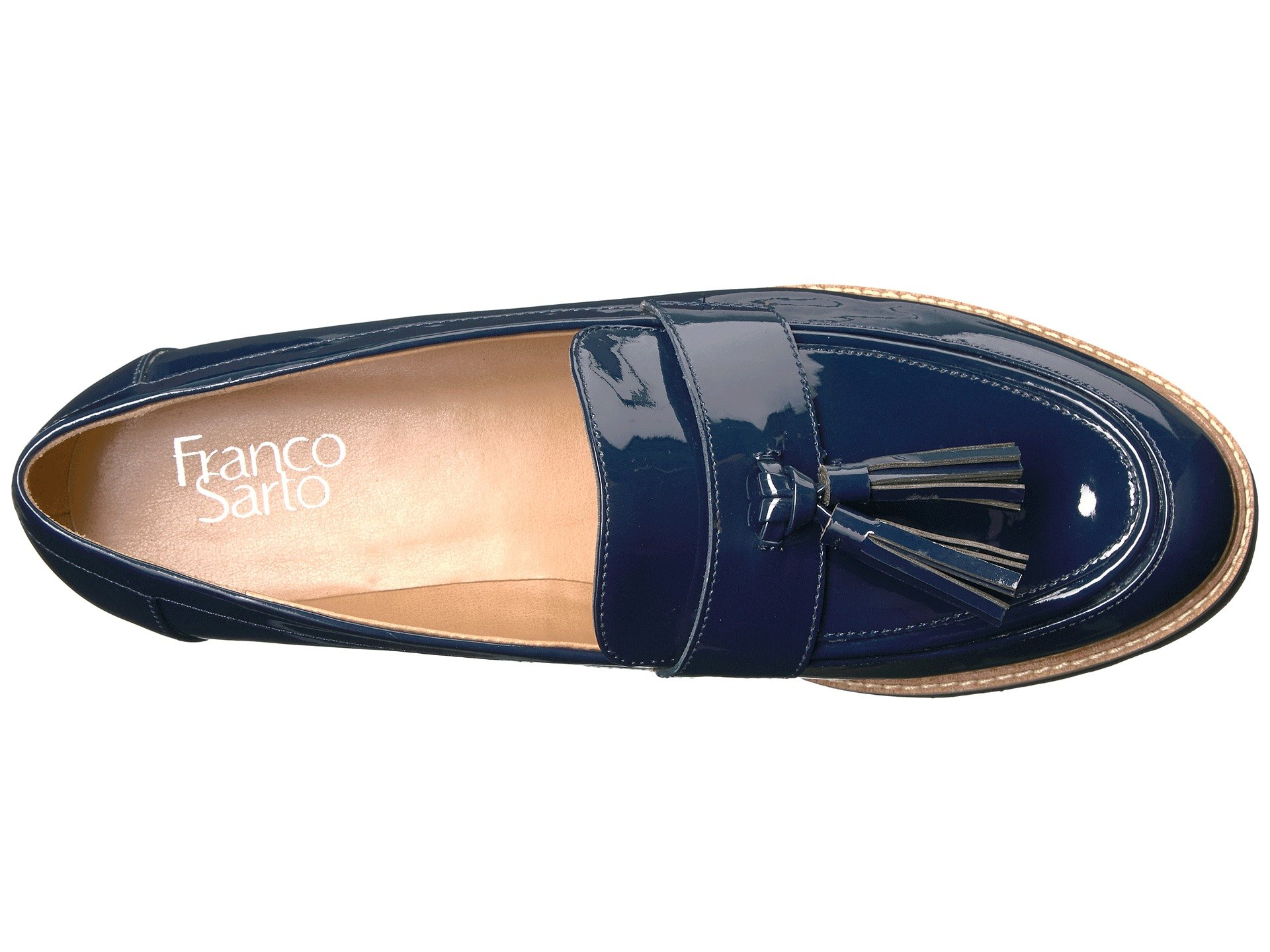 Franco Sarto Navy Carolynn Sarto Inky Franco Carolynn agwqZTx