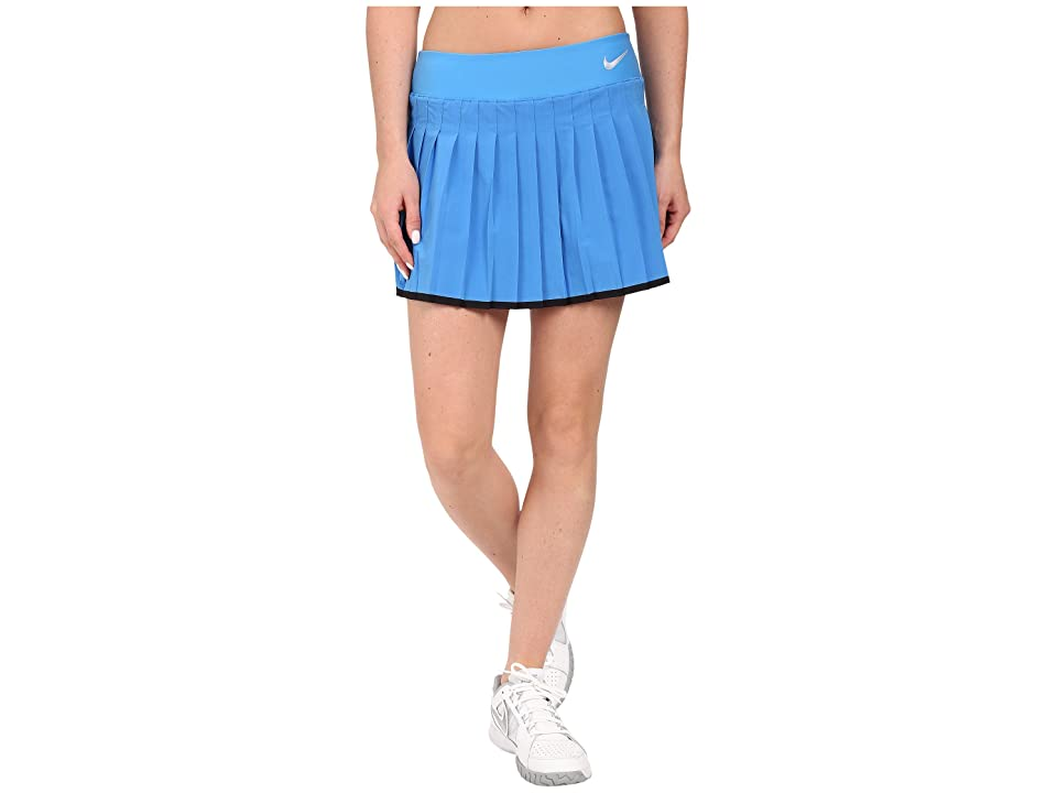 Nike Victory Skirt (Light Photo Blue/White) Women
