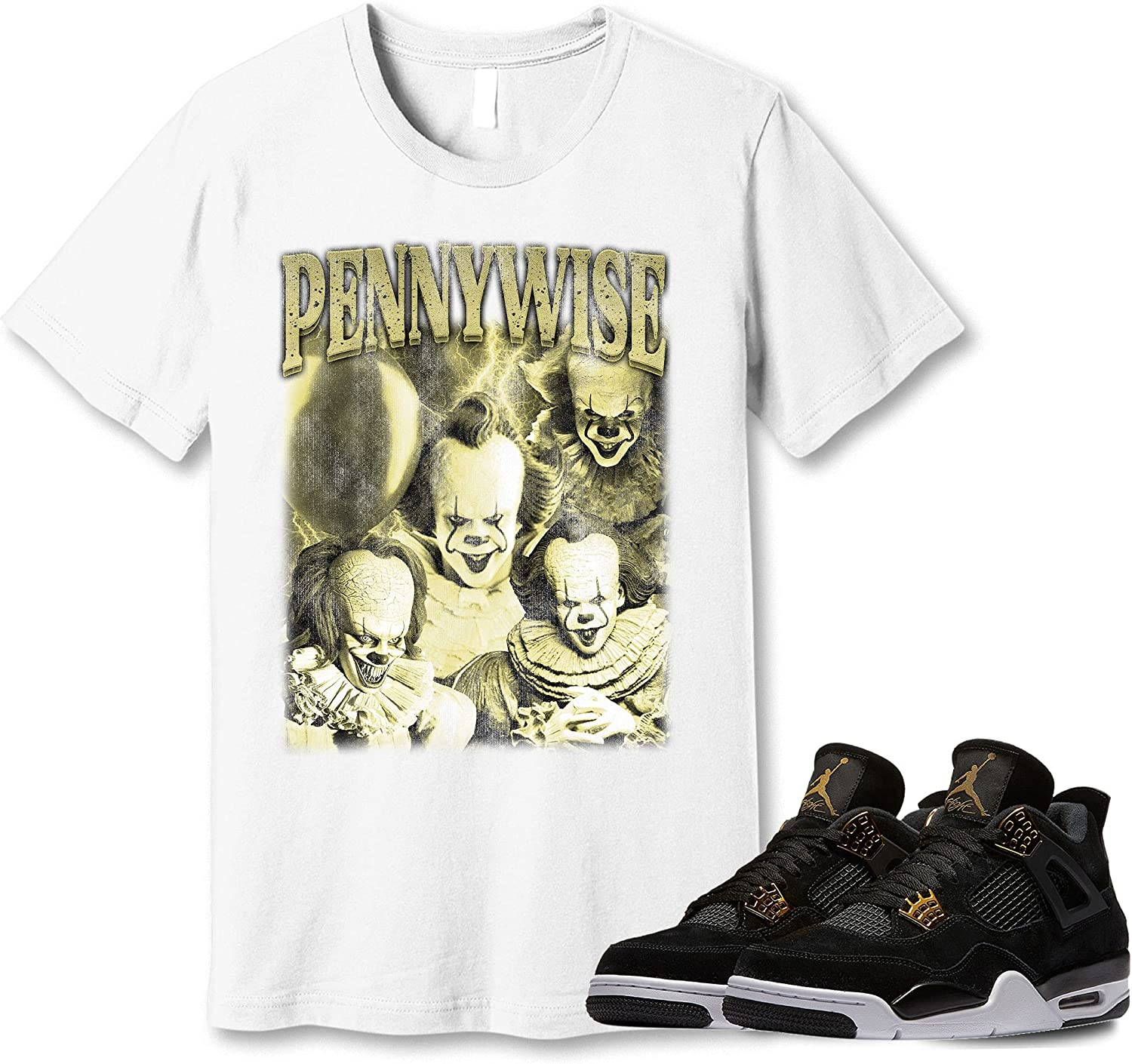 New mail order #Pennywise T-Shirt to Match Jordan 4 Max 47% OFF E Got Sneaker Snkrs Royalty