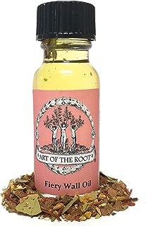 Fiery Wall of Protection Oil 1/2 oz Hoodoo Wicca Pagan Voodoo Conjure