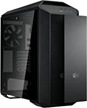 Cooler Master MasterCase MC500P Mid-Tower Case w/Freeform Modular, Front Mesh Ventilation, Solid/Mesh Front Option, Tempered Glass Side Panel & Cable Management Cover