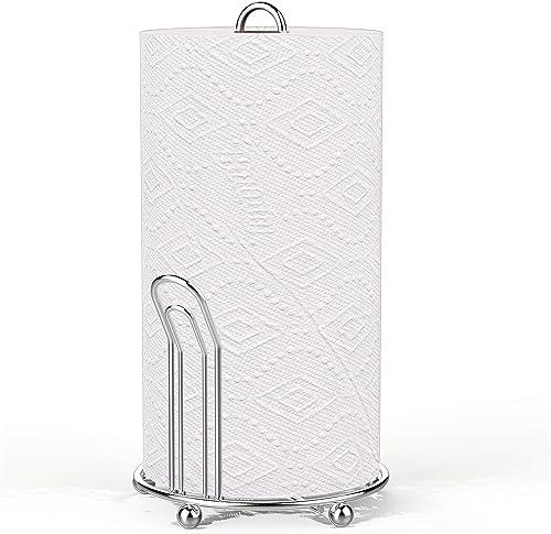 discount Simple Houseware Chrome Paper Towel online outlet online sale Holder online sale