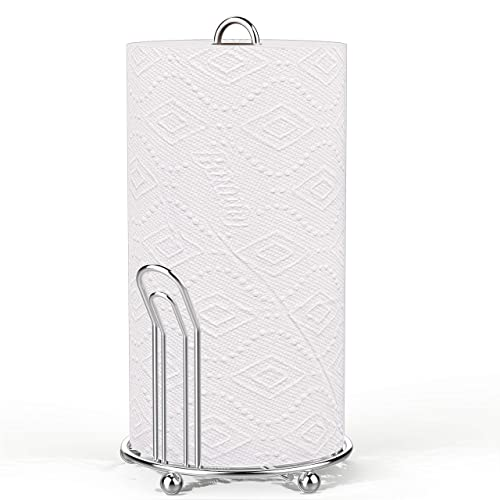 Simple Houseware Chrome Paper Towel Holder