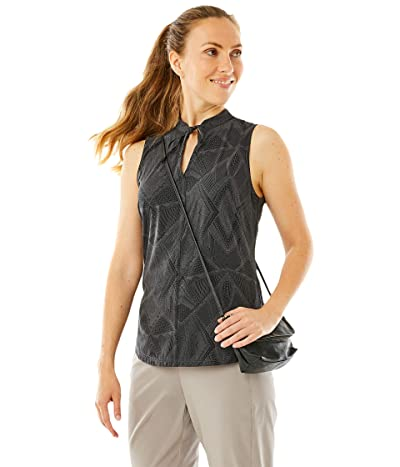 Royal Robbins Spotless Traveler Tank Top (Asphalt) Women