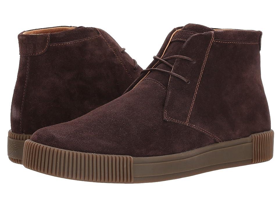 Michael Bastian Gray Label Lyons Chukka Sneaker (Brown Suede) Men