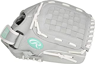 RAWLINGS Sure Catch Youth Softball Glove Series (10-12.5 inch Fastpitch/Slowpitch Gloves)