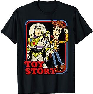 Disney Pixar Toy Story Woody And Buzz Vintage T-Shirt