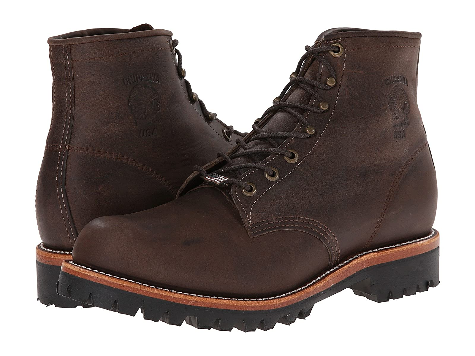 "Chippewa 6"" Engineer Lace Up BootSelling fashionable and eye-catching shoes"