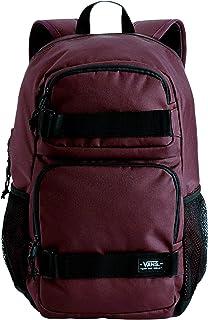 VANS Skates Pack 3 B Laptop Schule Student Rucksack Tasche (kastanienbraun/schwarz)