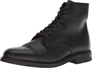Men's Seth Cap Toe Lace Up Fashion Boot