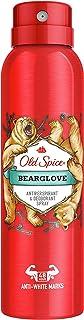 Old Spice Bearglove Antiperspirant And Deodorant Spray For Men, 150 ml