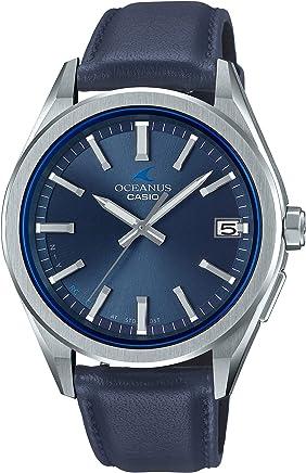 [カシオ]CASIO 腕時計 オシアナス CLASSIC LINE Bluetooth 搭載 電波ソーラー OCW-T200SLE-2AJR メンズ