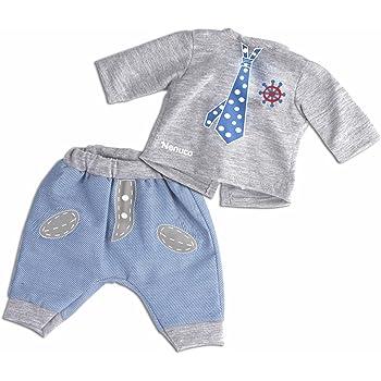Amazon.es: Nenuco - Ropita Casual 35cm. Pantalón azul + Pulóver ...