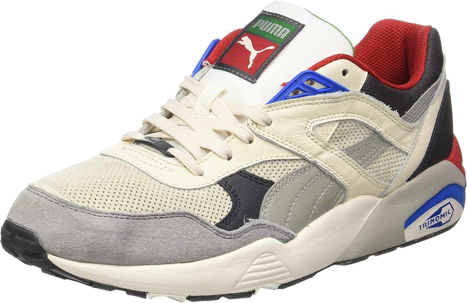 Puma Men's R698 Flag Low-Top Sneakers