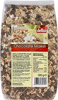 デルバ チョコレートミューズリー 500g