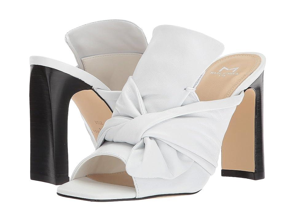 Marc Fisher LTD Hogan (White Leather) Women