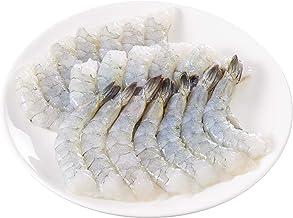 [冷凍] 尾付き むき えび (バナメイ) 360g (20尾) 下処理済み(背わた除去)料理楽々、時短調理