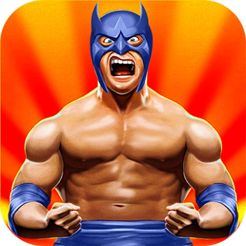 Wrestling Mania: Fighting Simulator Games