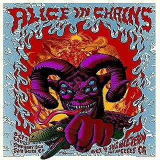 Euphoria Eshop Alice in Chains Popular HD Poster 12 X 12 Inch