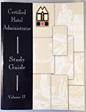 Certified Hotel Administrator Study Guide Volume 2