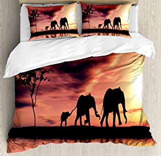 Best elephant bedding king size Reviews