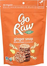 product image for Go Raw Cookie Crisps, Ginger Snap, Pack of 1 (Old Version)