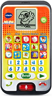 VTech Call & Chat Learning Phone, Orange