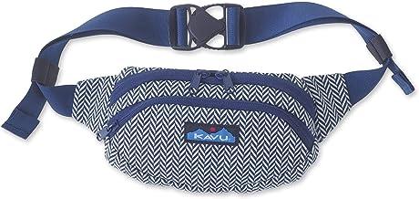 KAVU Canvas Spectator Belt Bag Hip Fanny Pack