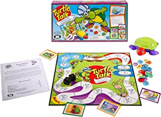 Super Duper Publications Turtle Talk Fluency and Language Game - Educational Resource for Children