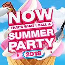 NOW Thats What I Call A Summer Party 2018