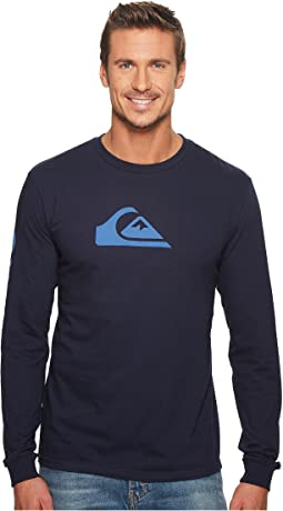 Quiksilver - MW Logo Long Sleeve Tee