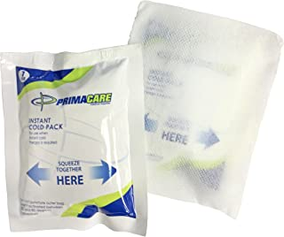 Primacare PCP-45 Instant Cold Pack with Cover Size 4