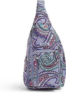 Vera Bradley Lighten Up Sling Backpack, Polyester