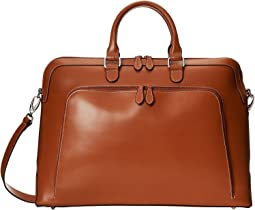 Audrey Brera Briefcase With Laptop Pocket