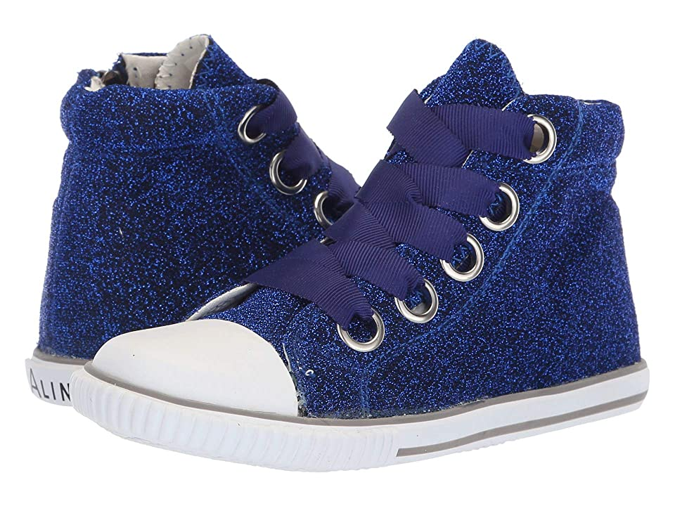 Amiana 6-A0920 (Toddler/Little Kid/Big Kid/Adult) (Electirc Blue Boucle) Girl