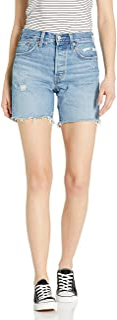 Women's Premium 501 Mid Thigh Short