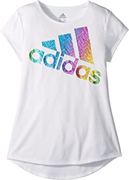 adidas Kids - Short Sleeve Colors Ignite Tee (Big Kids)