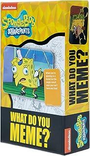What Do You Meme? Spongebob Squarepants Deck