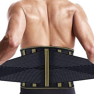 腰サポーター SZ-Climax 腰痛ベルト コルセット ぎっくり腰 腰痛緩和 腰椎固定 姿勢矯正 シェイプアップベルト トレーニング スポーツ用 伸縮性 通気 二重ベルト 男女兼用