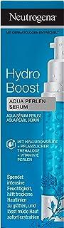 Neutrogena Hydro Boost Aqua Pearls Moisturising Face Care Serum with Hyaluronic Acid, Vegetable Trehalose and Vitamin E Pe...