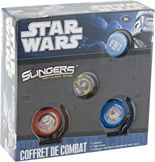 Slingers Coffret Duel Star Wars - Lansay