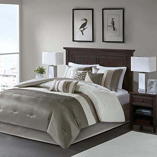 Comforter Sets Queen.Neutral Bedding Sets Queen Amazon Com