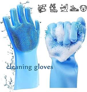 dishwashing scrubber